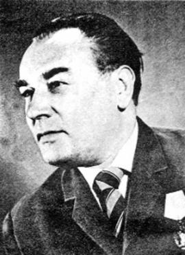 Николай Матвеевич Загурский