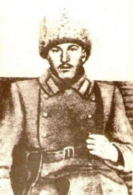 Даниил Евдокимович Зверев